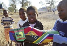 Children in Lulekani