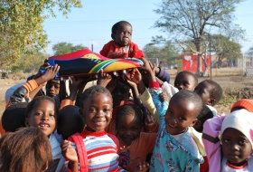 South African children