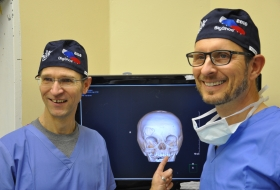 Prof. Frank Graewe and Dr. Alexander Zuehlke_ Cape Town_ 11 Winner 2018